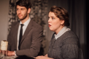Jana as Mrs. Gobineau in Menotti's The Medium